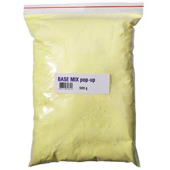 Базовый микс для плавающих бойлов бесцветный (BASE MIX pop-up) - 500 гр