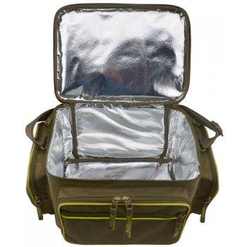 Термо-сумка Aquatic С-44 с банками 18 шт (размер: 32х23х27 см) Хаки