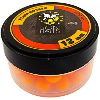 Fishberry & Lion Baits - официальный рыболовный магазин LION BAITS -> -> Насадки и прикормки -> LION BAITS бойл (pop-up) 12 мм PLUM ROYALE - 25 гр