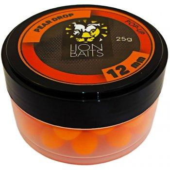 Fishberry & Lion Baits - официальный рыболовный магазин LION BAITS -> Насадки и прикормки Бойлы Плавающие -> 12 мм -> LION BAITS бойл (pop-up) 12 мм PEAR DROP - 25 гр