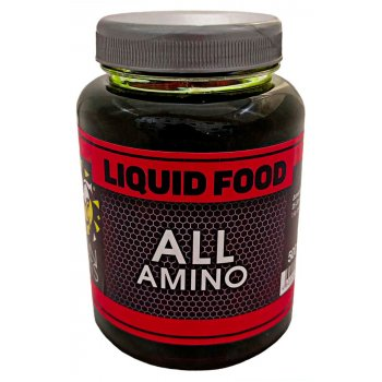 LION BAITS Жидкий ликвид LIQUID FOOD ALL AMINO - 500 мл