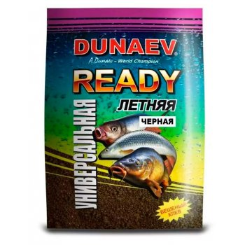 Прикормка DUNAEV READY